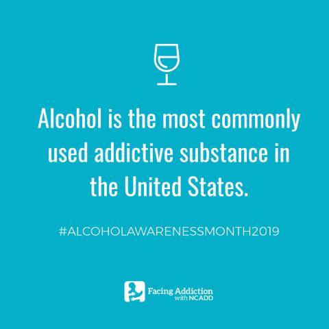 Alcohol Awareness Art