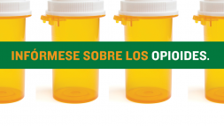 Prescription drugs still drugs Get smart about Opioids Spanish Informese sobre los opioides Twitter