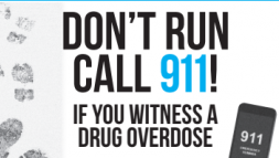 Don't run Call 911!