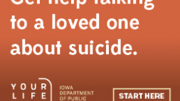 Get help talking to a loved one about suicide.