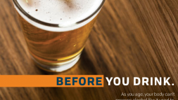 Older Adults Drinking campaign option 1